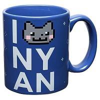 Amazon.com: Nyan Cat - I Cat Nyan Oversized Coffee Mug ...
