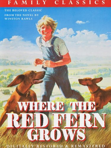 Amazon Where The Red Fern Grows James Whitmore