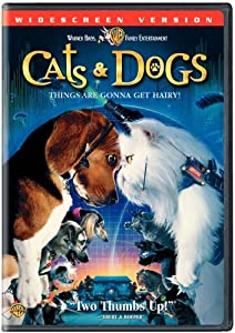 "Cover of ""Cats & Dogs (Widescreen Version..."
