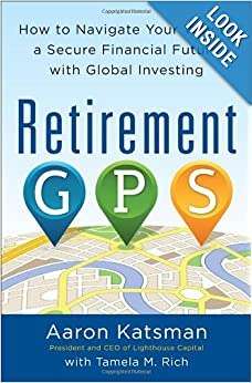 Cover of Retirement GPS by Aaron Katsman