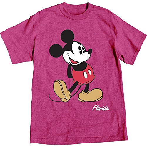 Disney womens t shirt mickey mouse head to toe large for Oversized disney t shirts