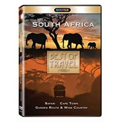 Best of Travel: South Africa DVD