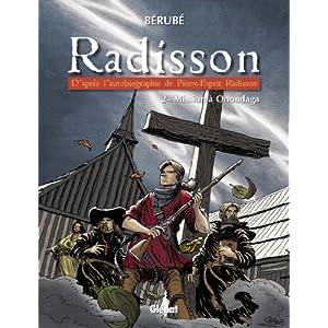 RADISSON T.02 : MISSION À ONONDAGA