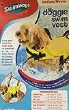 Doggie Swim Vest Size Medium (Yellow)