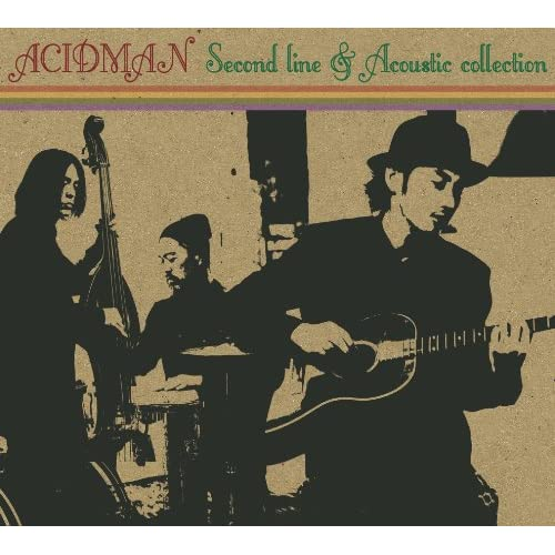 Second line&Acoustic collectionをAmazonでチェック!