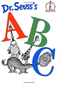 "Cover of ""Dr. Seuss's ABC (I Can Read It ..."