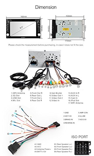 in dash dvd player wiring diagram