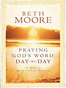 "Cover of ""Praying God's Word Day by Day: ..."