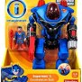 Fisher Price Imaginext Dc Super Friends Superman And