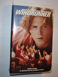 Amazon Com Windrunner Vhs Jason Wiles Russell Means