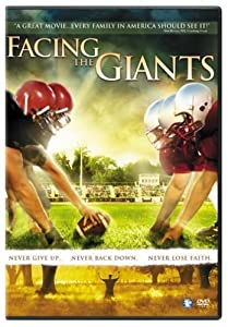 "Cover of ""Facing the Giants [Blu-ray]"""