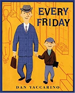 "Cover of ""Every Friday"""