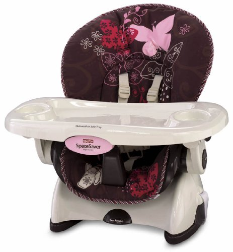 graco space saver high chair cape cod beach hours infant car seat recalls fisher price mocha butterfly