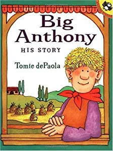 "Cover of ""Big Anthony: His Story"""