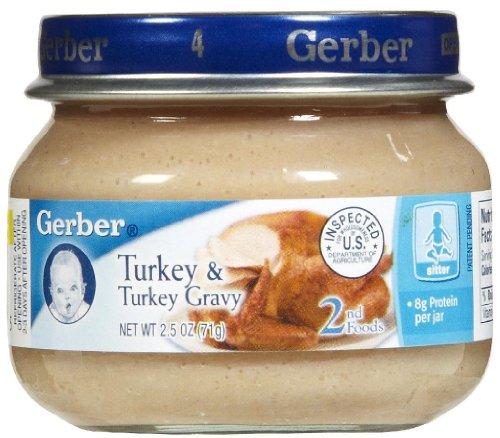Gerber 2nd Foods 12 Total 25 Ounce jars Of Each Flavor 3