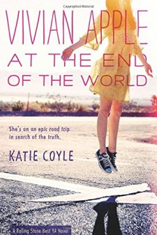 Vivian Apple at the End of the World by Katie Coyle| wearewordnerds.com