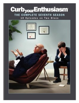 Curb Your Enthusiasm: The Complete Seventh Season, Larry David