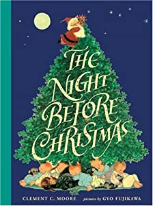 "Cover of ""The Night Before Christmas"""