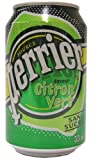 Perrier(ペリエ) ライム 330ml×24本 [並行輸入品]