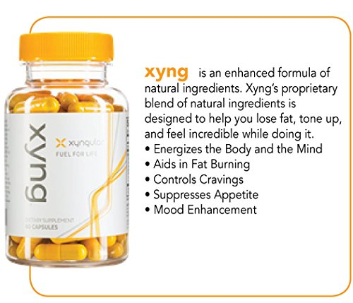 XYNG Fuel for Life - 60ct - XYNGULAR Weight Loss - Energy - Appetite Control