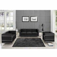 Leather Sofas Cheap Prices Futon Sofa Mattress Price Perfect Combination Le Corbusier Lc2 Black 1 2 3 Deal