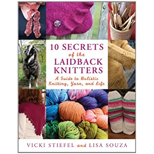 10 secrets of the laid back knitters