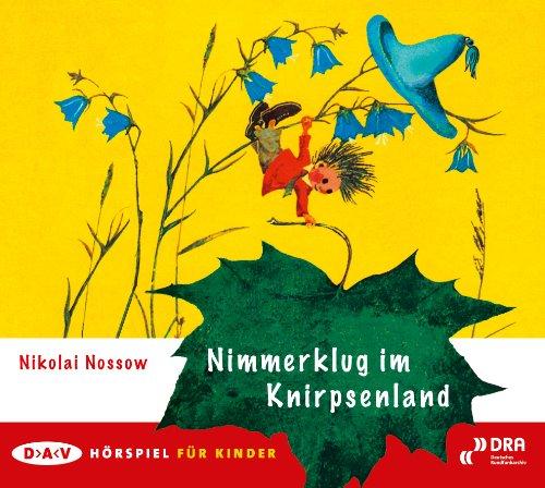 Nikolai Nossow - Nimmerklug im Knirpsenland (DAV)
