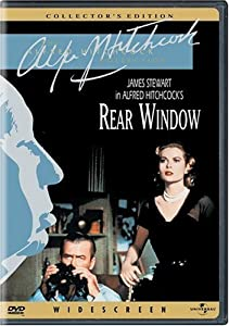 "Cover of ""Rear Window (Universal Legacy S..."