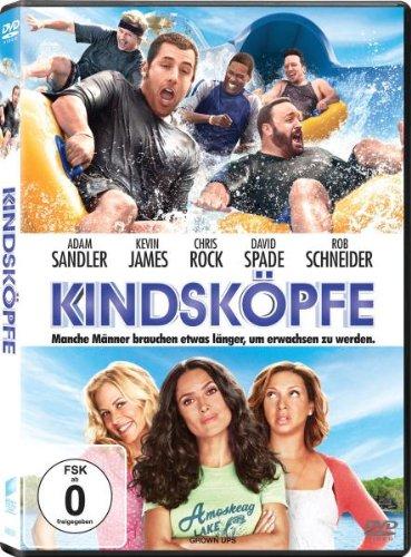Kindsköpfe [DVD]; ca. 8 Euro