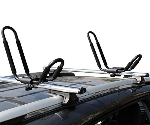 TMS KAYAKRKJ1BOX Universal Roof J Rack Kayak Boat