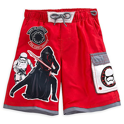 Disney Star Wars Swim Trunks for Boys (5-6) - Star Wars Swimwear