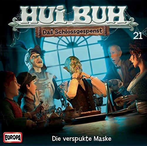 Hui Buh (21) Die verspukte Maske (Europa)
