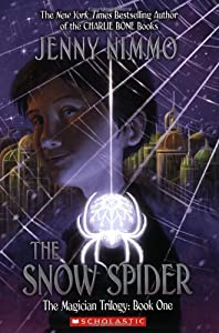 "Cover of ""Snow Spider (The Magician Trilo..."
