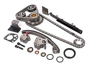 Amazon.com: Evergreen TK3015 Nissan KA24DE Timing Chain