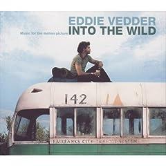 eddie vedder into the wild soundtrack album cover