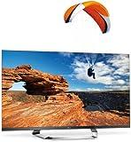 LG 55LM760S 140 cm (55 Zoll) Cinema 3D LED-Backlight Fernseher, Energieeffiziensklasse A+ (Full-HD, 800Hz MCI, DVB-T/C/S2, InternetTV)