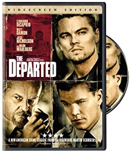 "Cover of ""The Departed (Widescreen Editio..."