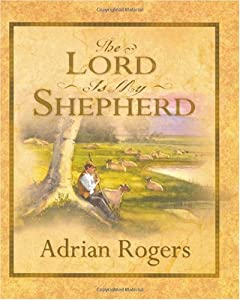 "Cover of ""THE LORD IS MY SHEPHERD"""