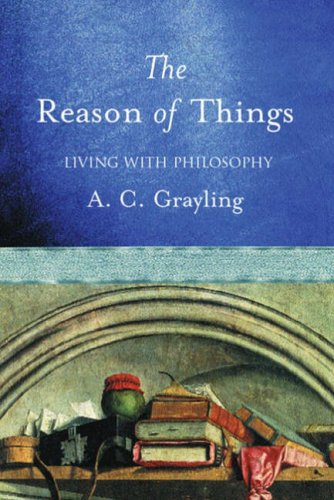 "Cover of ""The Reason of Things: Living wi..."