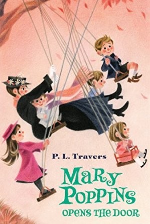 Mary Poppins Opens the Door by Dr. P. L. Travers | Featured Book of the Day | wearewordnerds.com