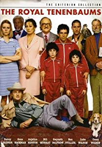 "Cover of ""The Royal Tenenbaums (The Crite..."