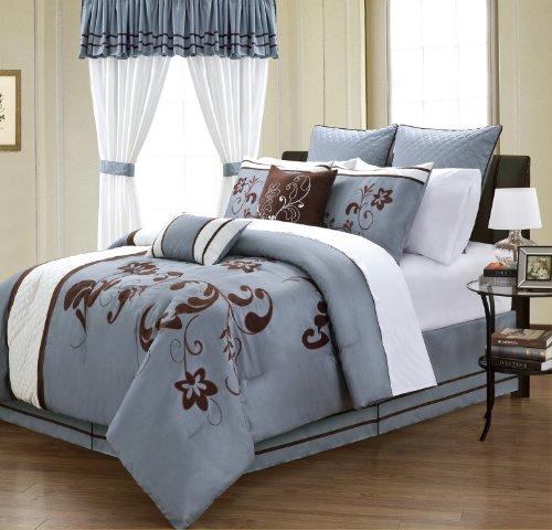 24 Piece Bedding Sets