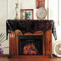 Decorative Holiday Mantle Scarves | WebNuggetz.com