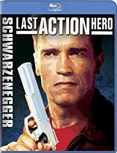 """Cover of """"The Last Action Hero"""""""