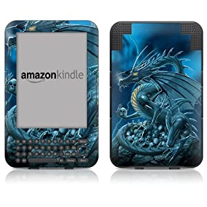 "DecalGirl Kindle Skin (Fits 6"" Display, Latest Generation Kindle) Abolisher (Matte Finish)"