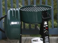 Propane Gas Grill: Char-Broil Patio Caddie Gas Grill