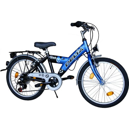 20 zoll kinderfahrrad 6 gang shimano mit alufelgen und. Black Bedroom Furniture Sets. Home Design Ideas