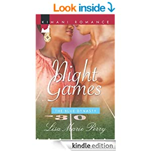 Night Games (Mills & Boon Kimani) (The Blue Dynasty - Book 1)