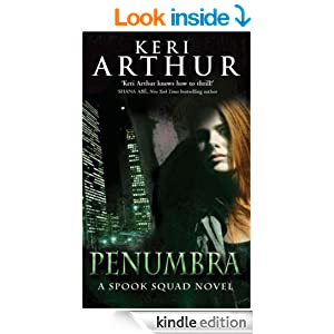 Penumbra: Spook Squad Trilogy: Book 3