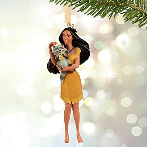 Disney Pocahontas & Meeko Xmas Ornament